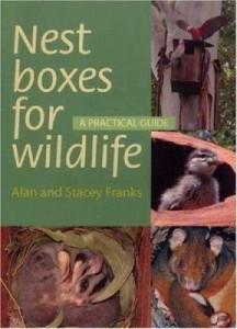 Nest Boxes for Wildlife